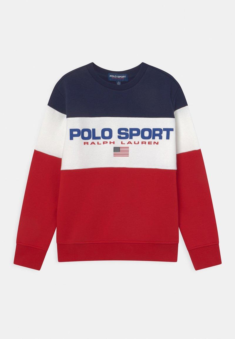 Polo Ralph Lauren - Sweatshirts - red/multi