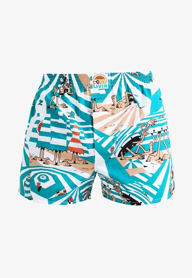 BEACH DAZZLE - Boxer shorts - fanfare