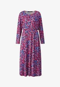 Sara Lindholm - Maxi dress - rot,blau,off-white - 3