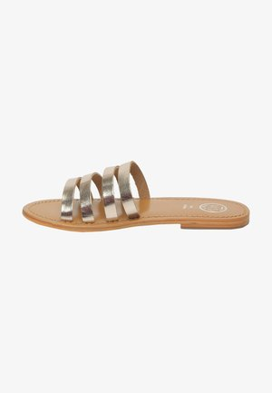 ARENAL  - Slippers - gold