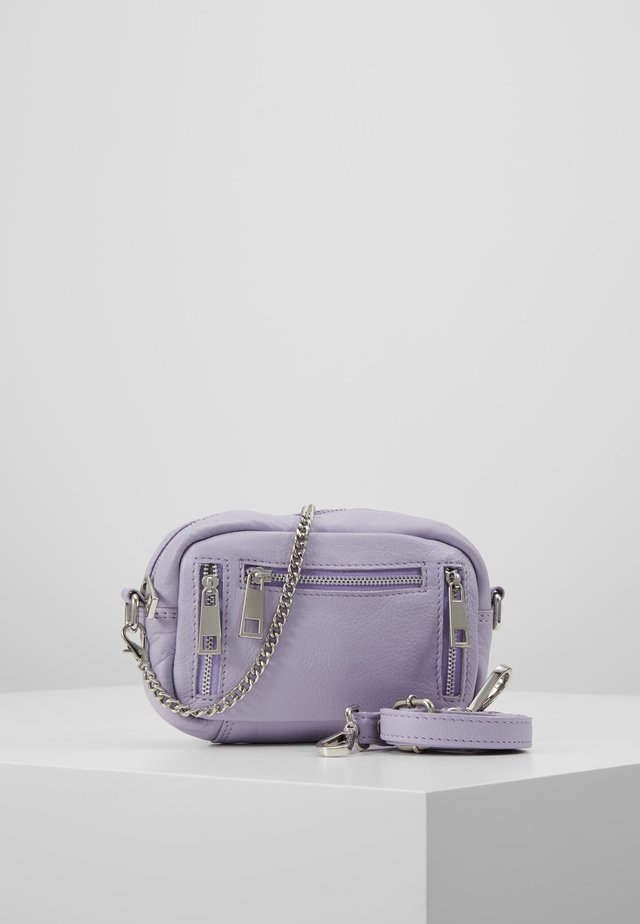 BRENDA - Olkalaukku - lavender