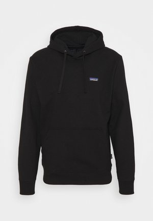 LABEL UPRISAL HOODY - Collegepaita - black