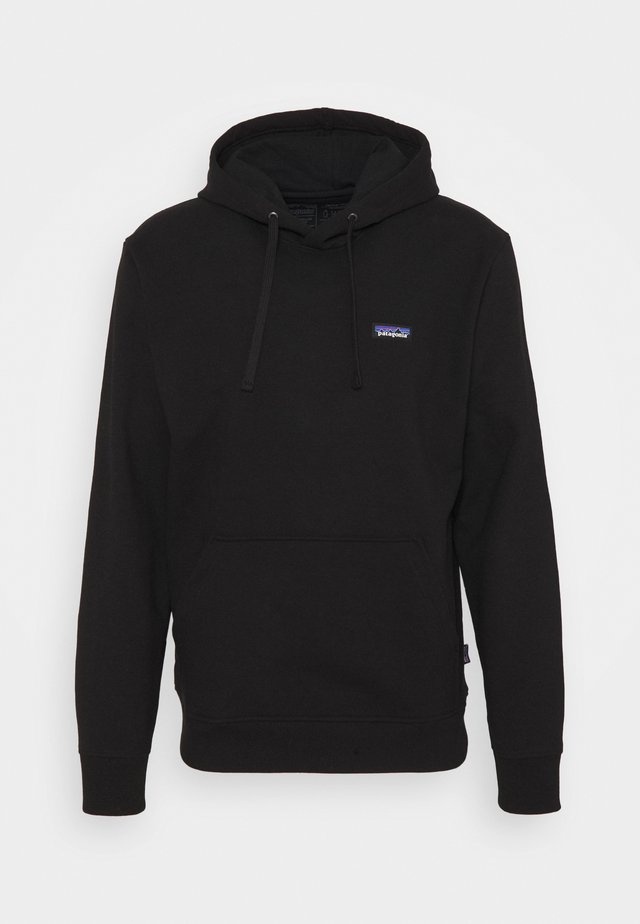 LABEL UPRISAL HOODY - Felpa - black