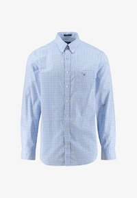 GANT - REGULAR FIT LANGARM - Shirt - blau - 0