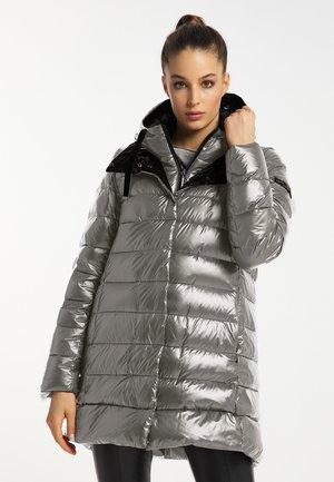 VELVET VALETTA - Down coat - iron