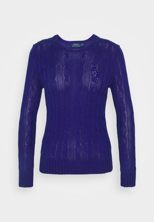 LONG SLEEVE - Strickpullover - fall royal