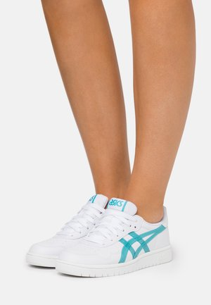 JAPAN  - Trainers - white/techno cyan