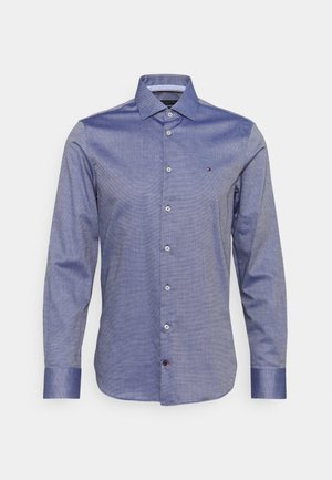 MINI DOBBY SLIM SHIRT - Shirt - navy