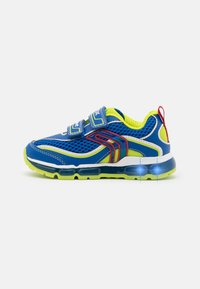 Geox - BOY - Trainers - royal/lime - 0