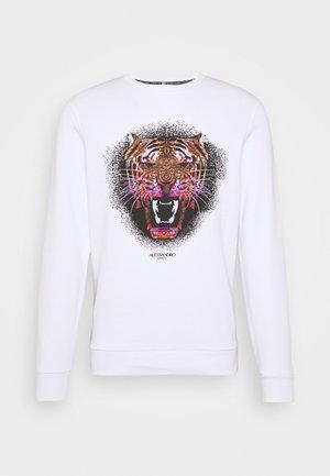 GROWLER - Sweatshirt - white