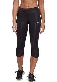 adidas Performance - OWN THE RUN  - Pantalón 3/4 de deporte - schwarz (200) - 0