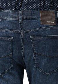 Pierre Cardin - LYON - Straight leg jeans - darkblue - 3