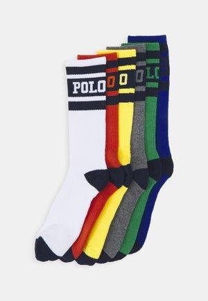 CREW SOCK 6 PACK - Socks - multi