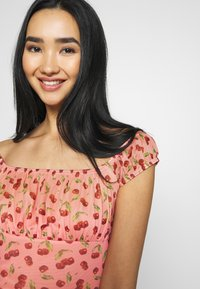 NEW girl ORDER - CHERRY LOLITA DRESS - Robe d'été - pink - 4