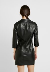 ONLY - ONLJANNIE DRESS - Kjole - black - 3