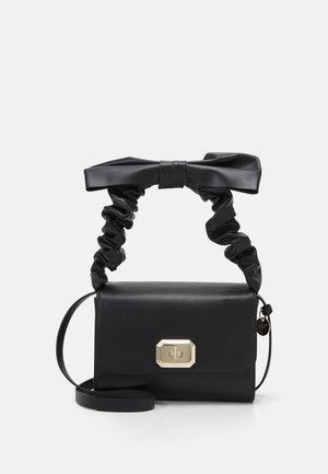 TOP HANDLE BAG - Handbag - nero