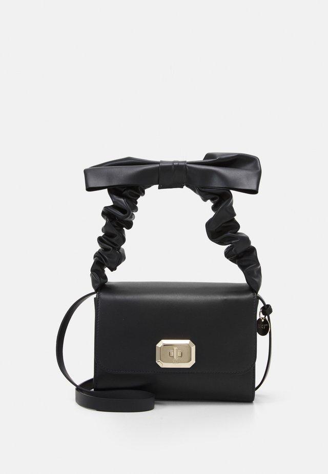 TOP HANDLE BAG - Handbag - nero