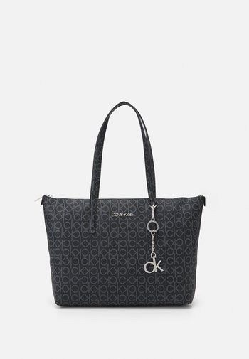 MONOGRAM - Handbag - black