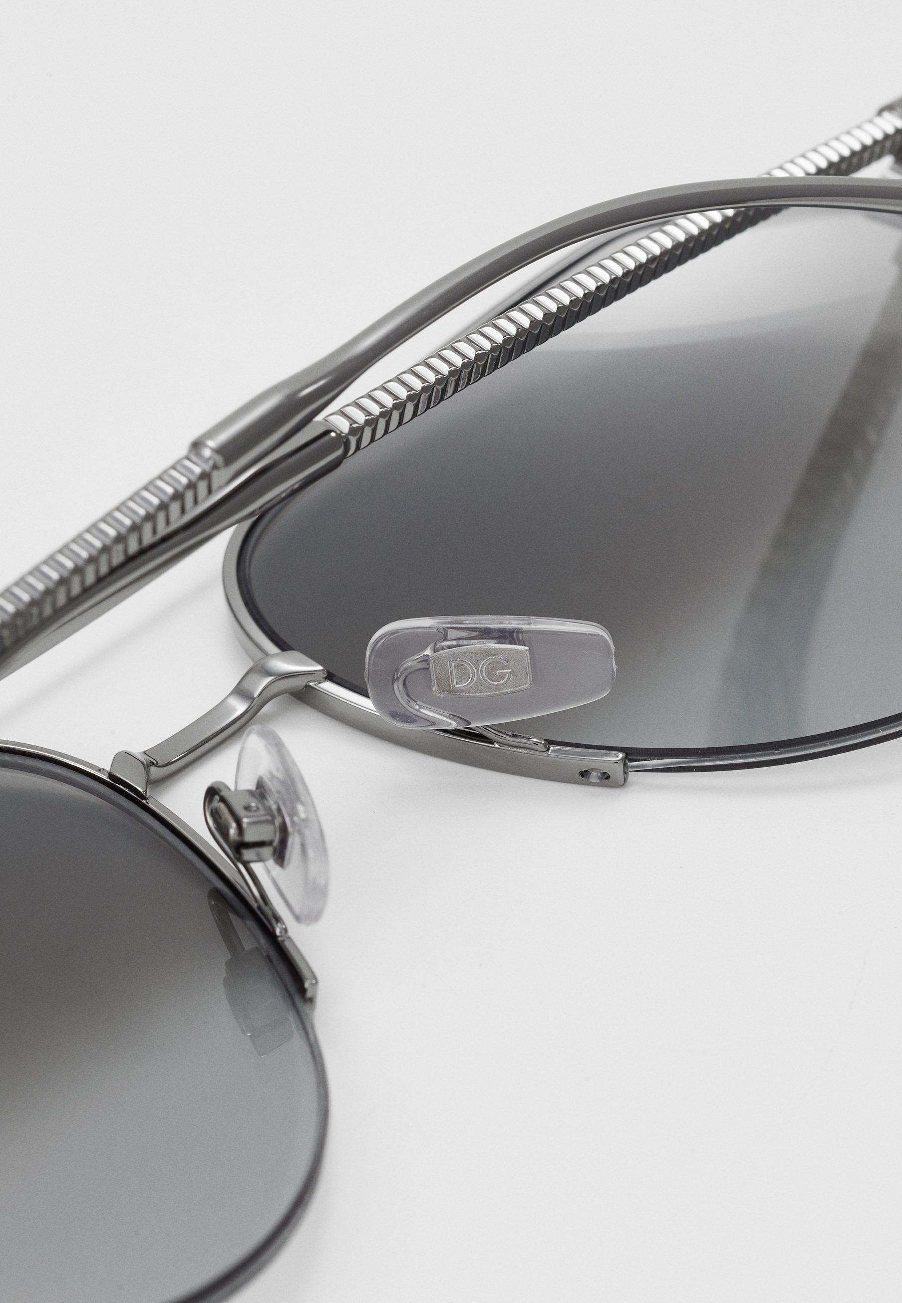 DolceGabbana Sonnenbrille - gunmetal - Herrenaccessoires cScXG