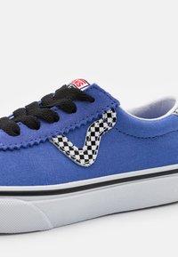 Vans - SPORT UNISEX - Trainers - baja blue/true white - 5