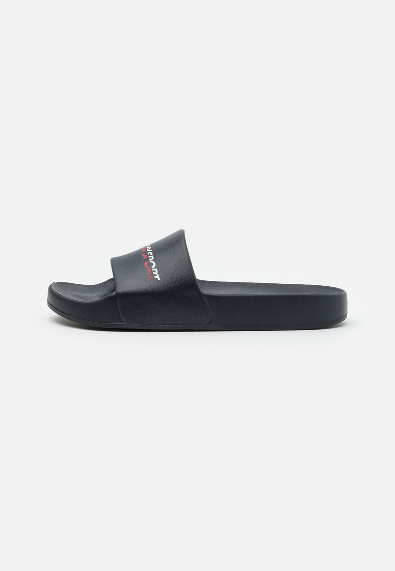 Tommy Hilfiger - POOL SLIDE WOMEN 2 - Badesandale - blue