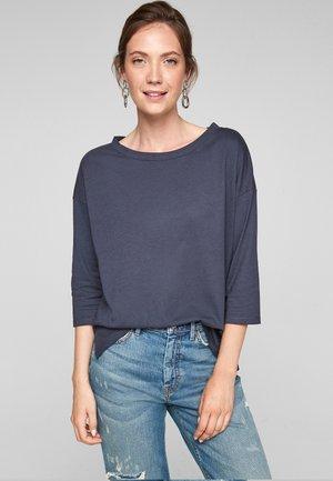 3/4 MANCHES - T-shirt basic - dark blue