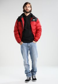 The North Face - REDBOX HOODIE - Hoodie - black - 1
