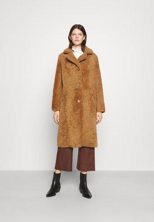 JANA COAT - Cappotto classico - camello