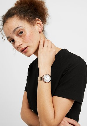 GLAM PRO - Watch - rose gold-coloured/transparent