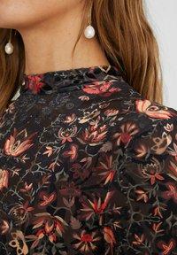Desigual - VERSALLES - Long sleeved top - black - 4
