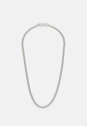 MAZE UNISEX - Necklace - silver-coloured