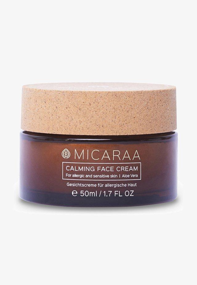 CALMING FACE CREAM - ALLERGISCHE UND SENSIBLE HAUT 50ML - Face cream - beige