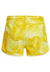 WE Fashion - DESSIN - Short - yellow - 1