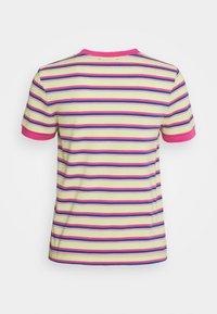 edc by Esprit - MULTI - T-shirt z nadrukiem - pink fuchsia - 1