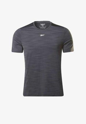 TECH STYLE ACTIVCHILL MOVE - Sports shirt - black