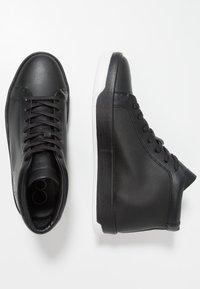 Calvin Klein - FERGUSTO - Sneakers hoog - black - 1