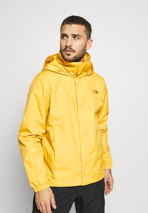 RESOLVE JACKET - Kurtka Outdoor - bamboo yellow
