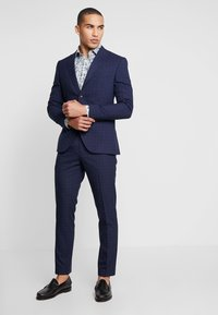 Isaac Dewhirst - FASHION STRUCTURE SUIT  - Costume - navy - 1