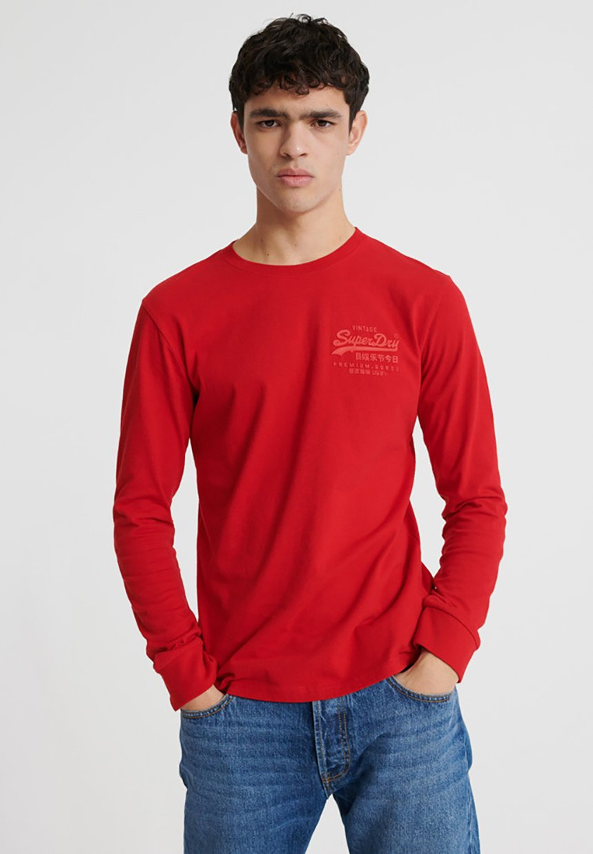 Uomo TONAL INJECTION  - Maglietta a manica lunga