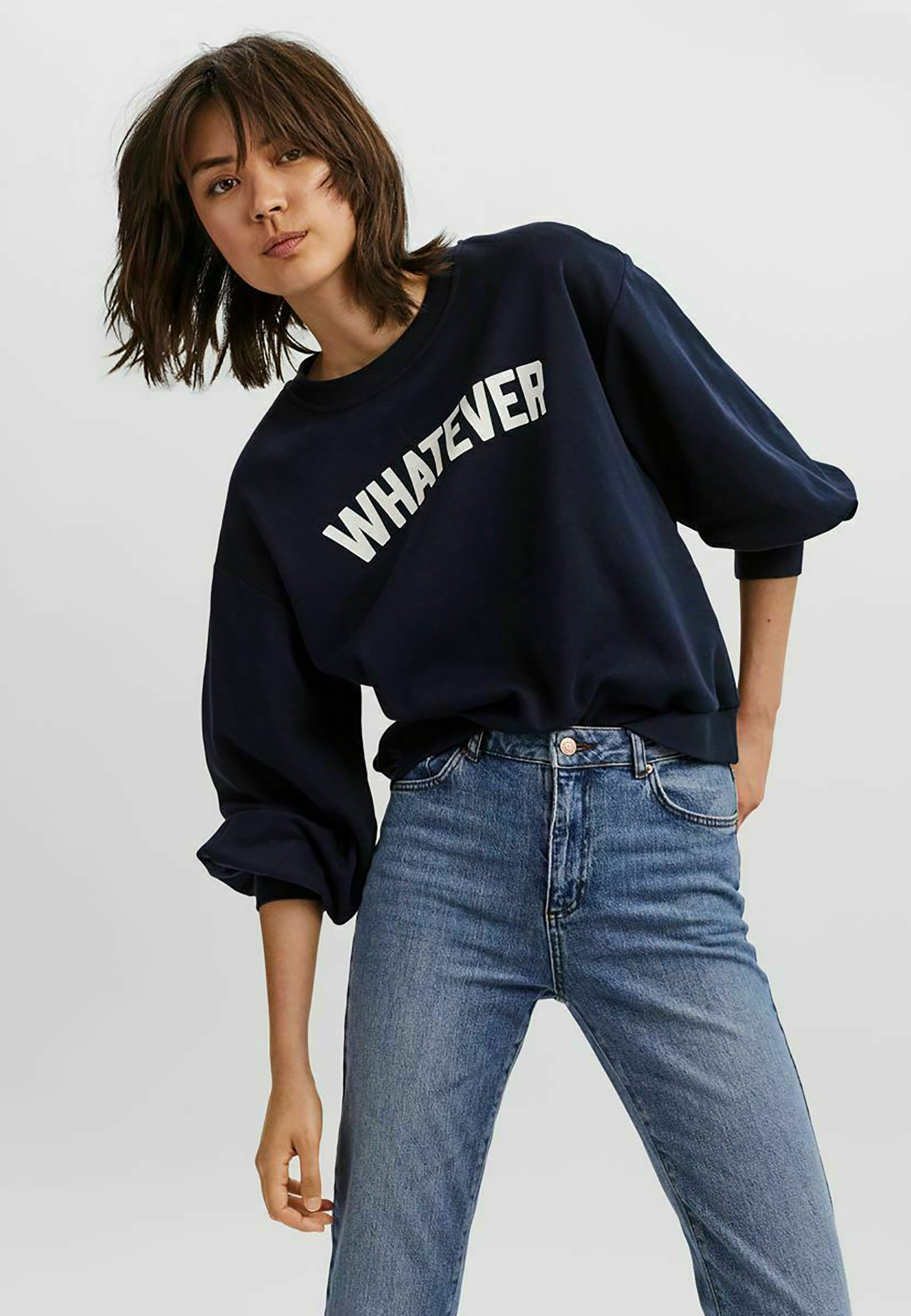 Damen LANGÄRMELIG - Sweatshirt