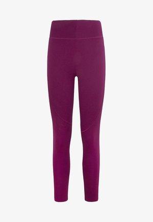Legging - dark purple
