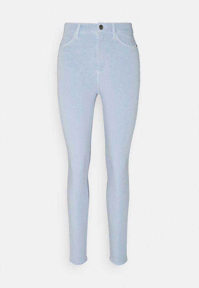 SCULPT ANKLE PANT - Skinny džíny - breezy blue