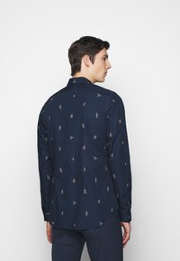 PS Paul Smith - MENS SLIM FIT - Shirt - dark blue - 2