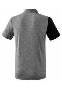 Erima - 5-C POLOSHIRT KINDER - Polo shirt - black/grey - 1