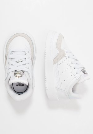 SUPERCOURT - Sneaker low - footwear white/core black