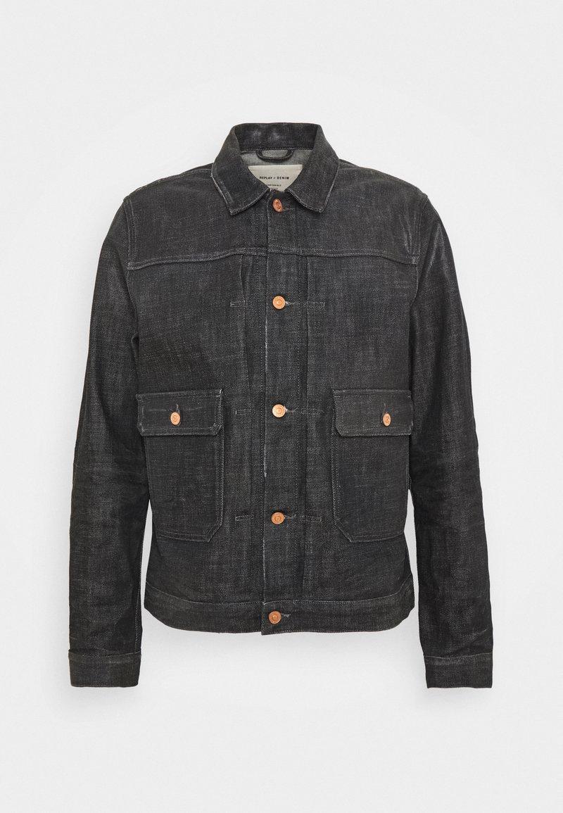 Replay - Denim jacket - medium grey