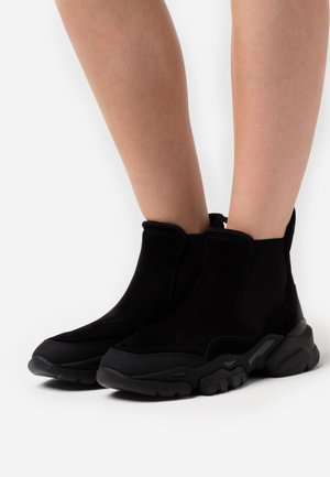 JULIA  - Sneakers hoog - black