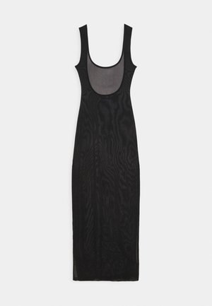 CARMEN DRESS - Beach accessory - black caviar