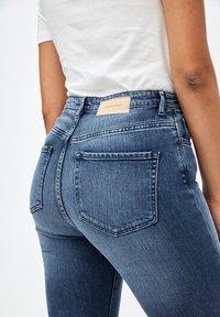 ARMEDANGELS - INGAA - Jeans Skinny Fit - stone wash - 4