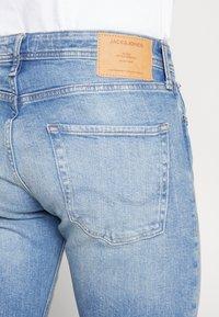 Jack & Jones - MIKE ORIGINAL - Jeans a sigaretta - blue denim - 5